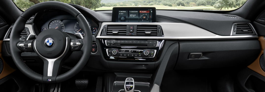 2018 Bmw 4 Series Multifunctional Instrument Display Features