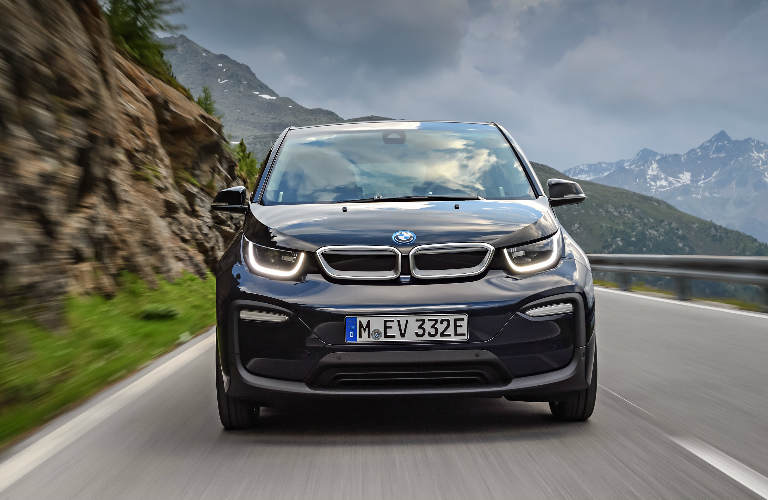 What Is The Range Of 2018 BMW I3 B Image2 O