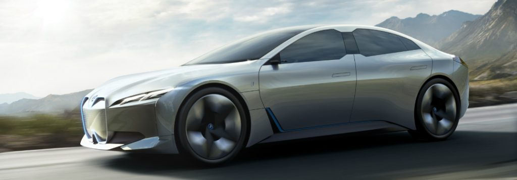 What Is The Electric Range Of The Bmw I Vision Dynamics