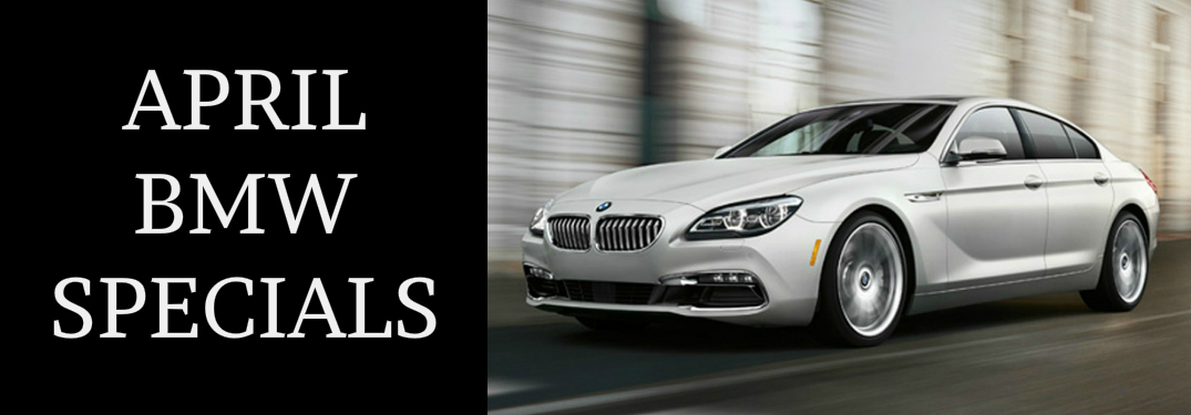 April BMW Specials Title and White 2018 BMW 7 Series