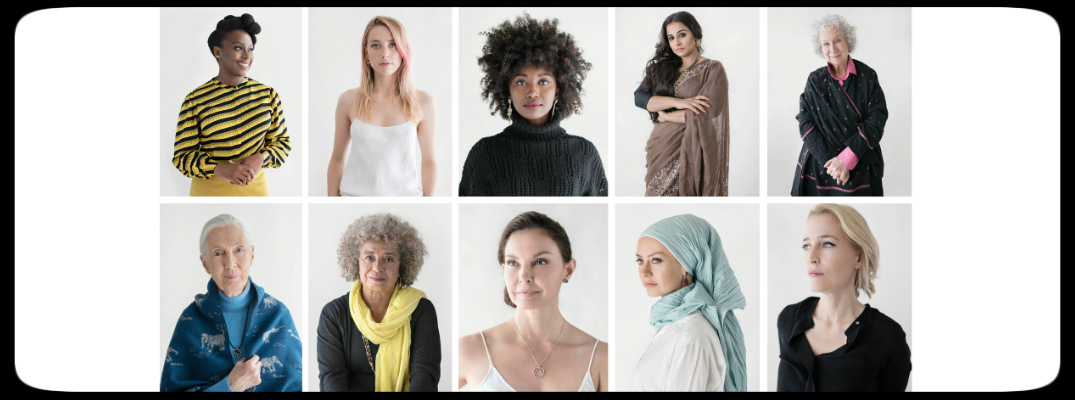 Images of Women from BMW Women Who Will Change the Way You See the World Exhibition