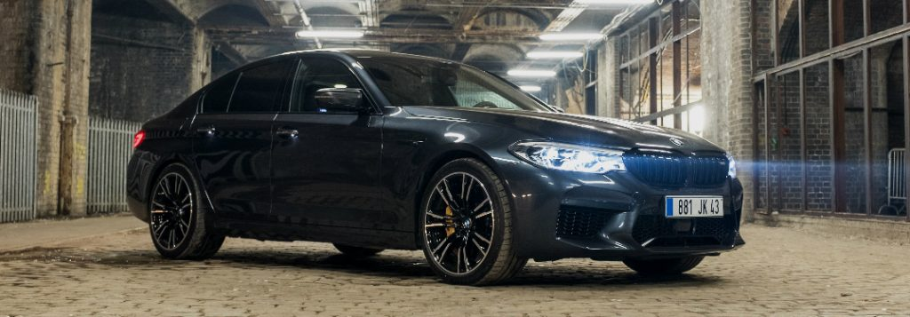 2018 Bmw M5 And Bmw Partnership Of Quot Mission Impossible