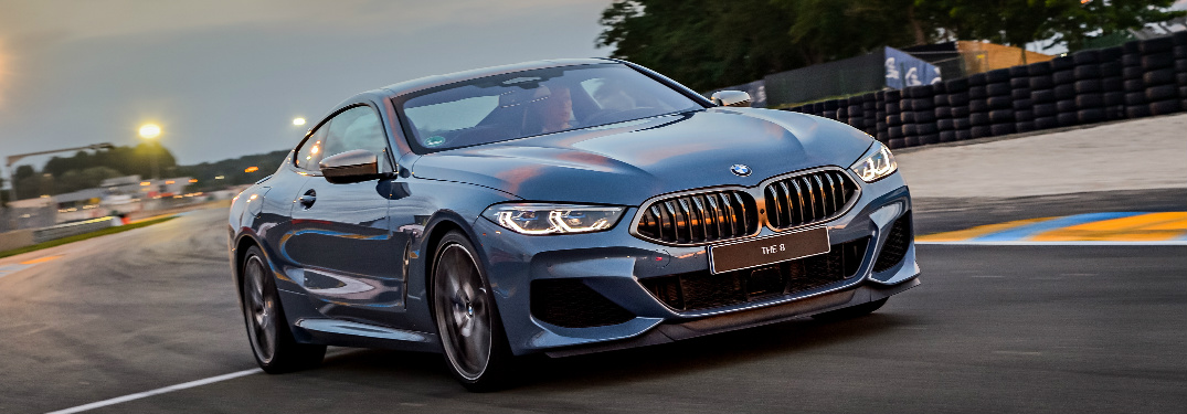 How Much Does The 2019 Bmw 8 Series Coupe Cost
