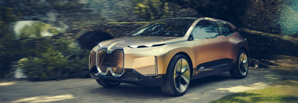 What Is The Bmw Vision Inext Pacific Bmw
