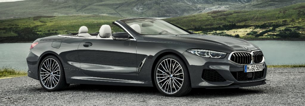 2019 BMW 8 Series Convertible Release Date and Pricing