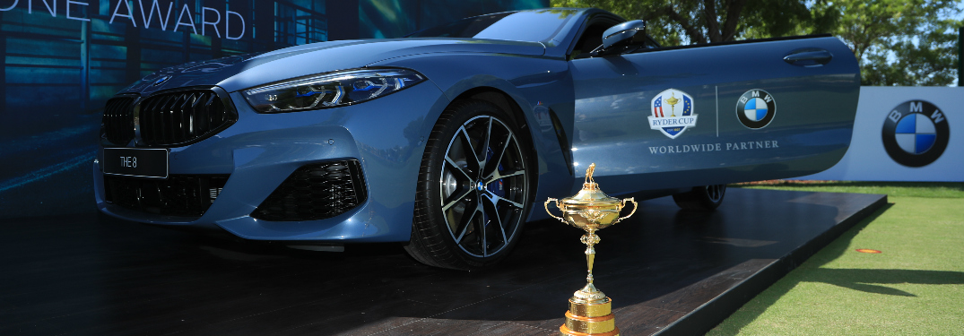 BMW Signs Partnership with The Ryder Cup Golf Championship