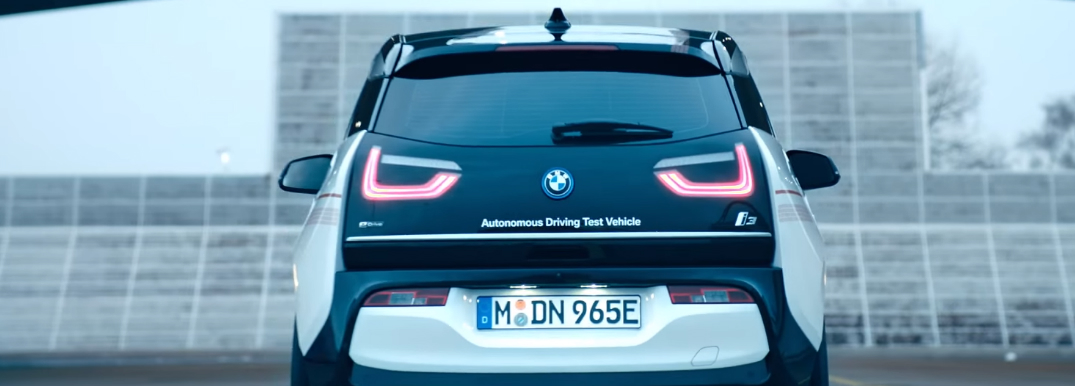BMW i3 Exhibition Simulates Autonomous Driving for Visually Impaired People