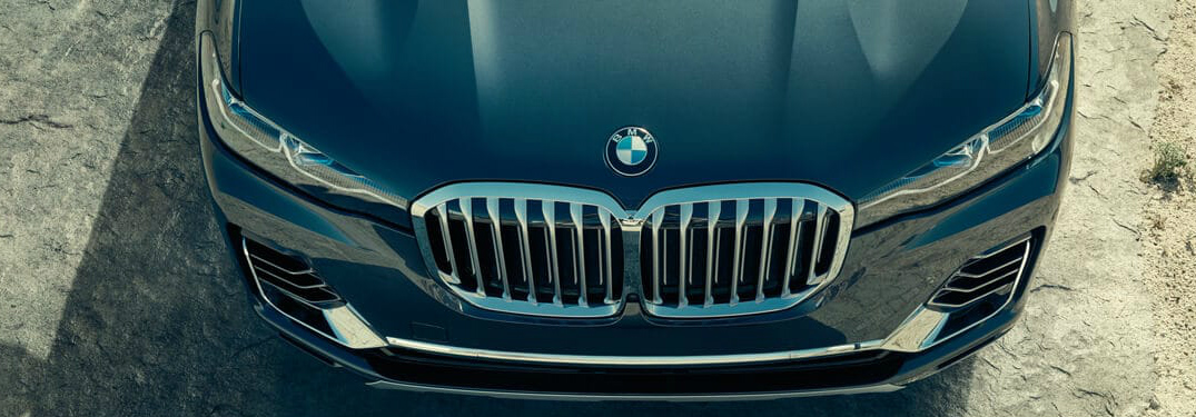 View an Exterior and Interior Walkaround Video of the 2019 BMW X7