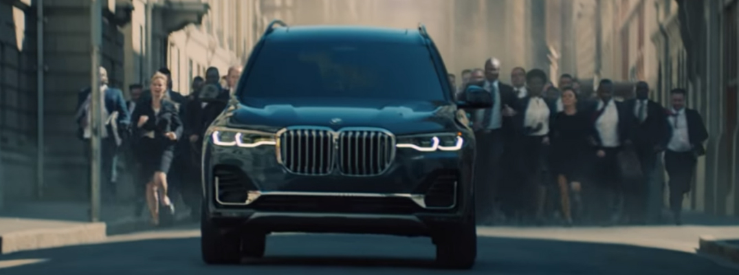 "Watch Entertaining ""Legend"" Commercial with the All-New 2019 BMW X7"