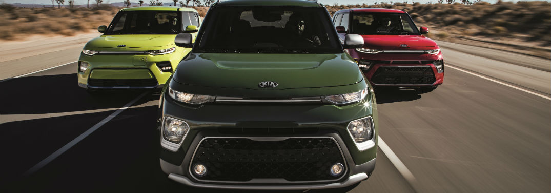 Review of the 2020 Kia Soul