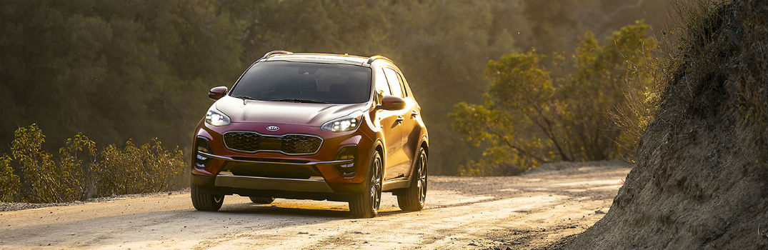 What's under the hood of the 2020 Sportage?