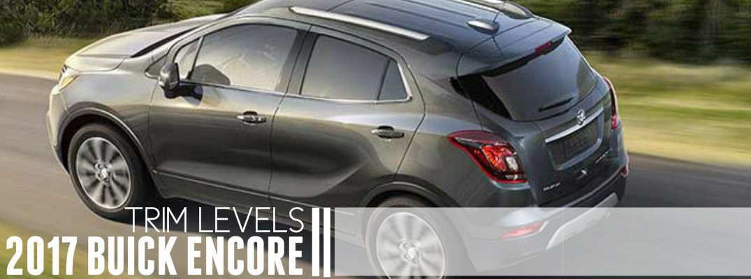what features come with the 2017 buick encore premium. Black Bedroom Furniture Sets. Home Design Ideas