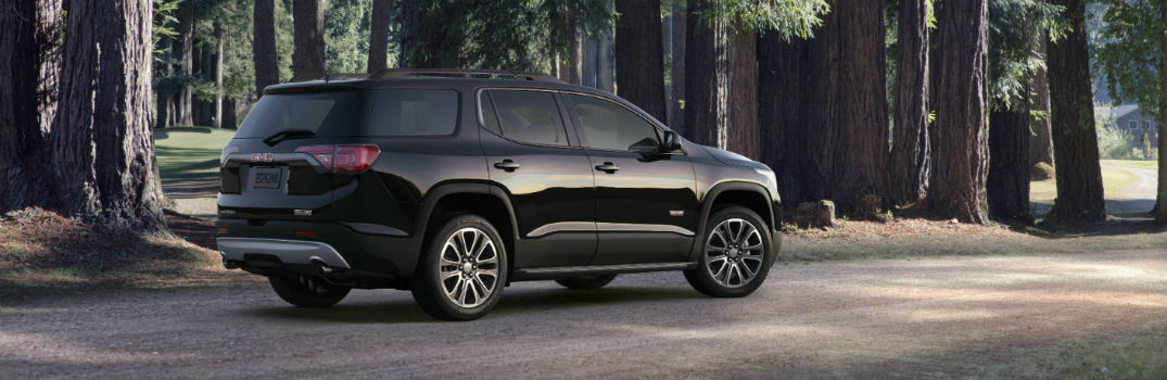 2018 Acadia in the woods