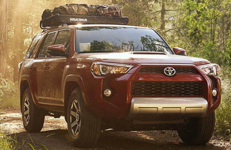 What Makes The 2018 Toyota 4Runner Perfect For Traveling To