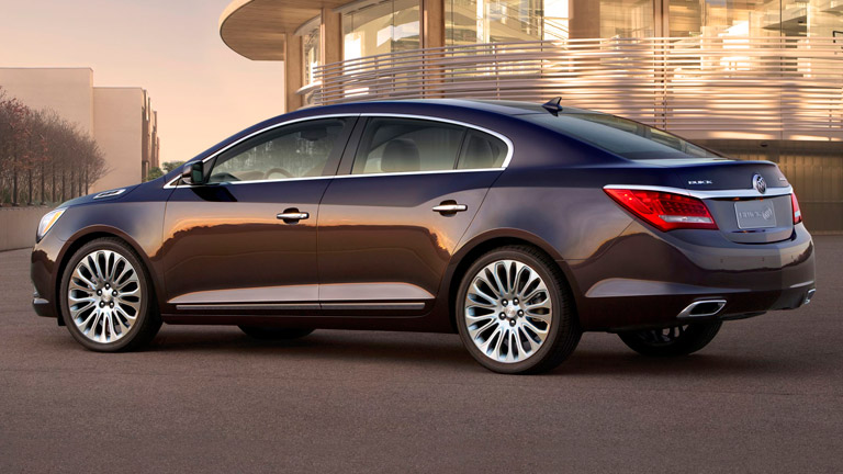 trims and information models buick lacrosse details oemexteriorfront