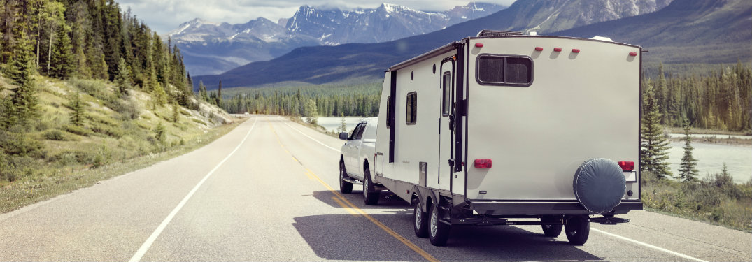 Can you tow a trailer with a small car? Find out general