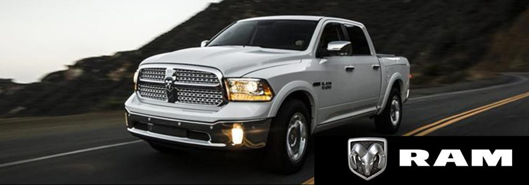A Certified Pre-Owned Dodge Ram with the Ram logo in the lower-right corner.