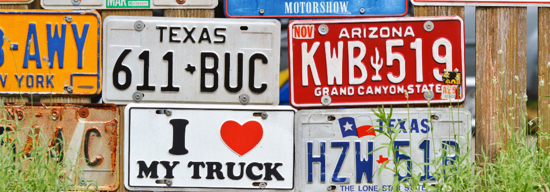 My Plates Texas >> What Are The Different Types Of License Plates In Texas