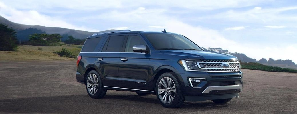 Revolutionized Cargo Space of the 2021 Ford Expedition