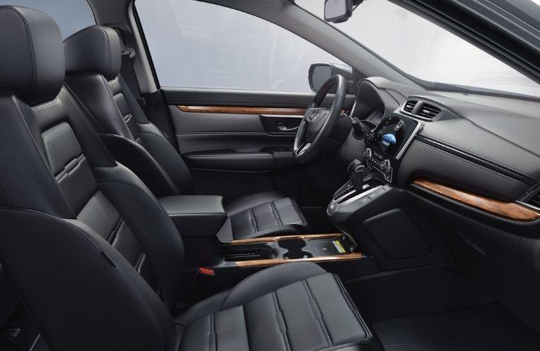 2021 Honda CR-V interior view