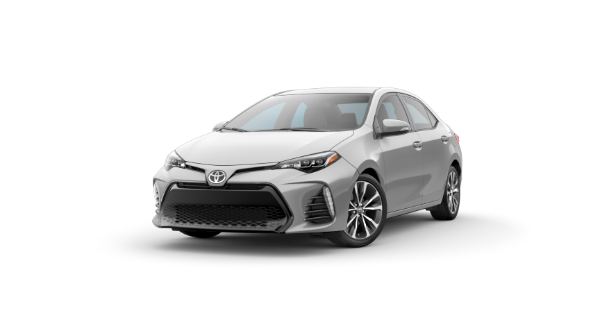 2017 Toyota Corolla Color Options