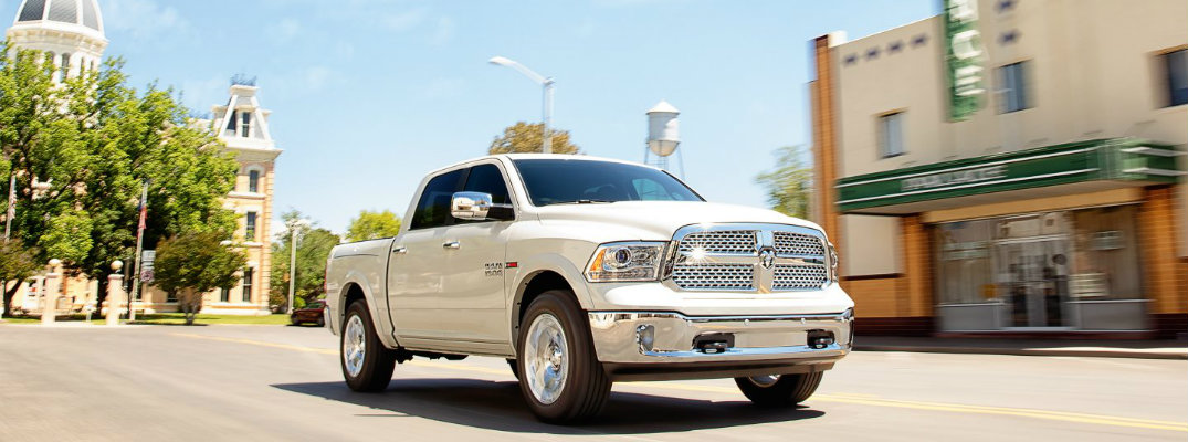 2017 Ram 1500 colour options