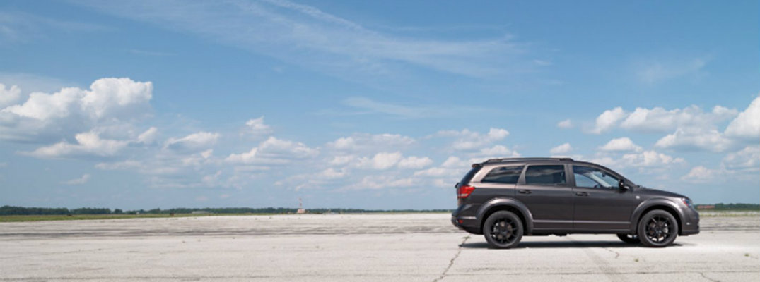 How much weight can the 2017 Dodge Journey tow?