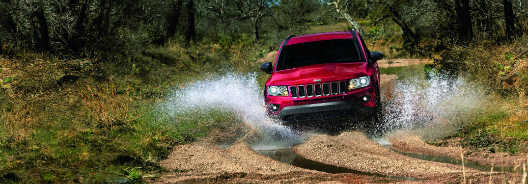 Types Of Jeeps >> Which 2017 Jeep Models Have All Wheel Drive Available