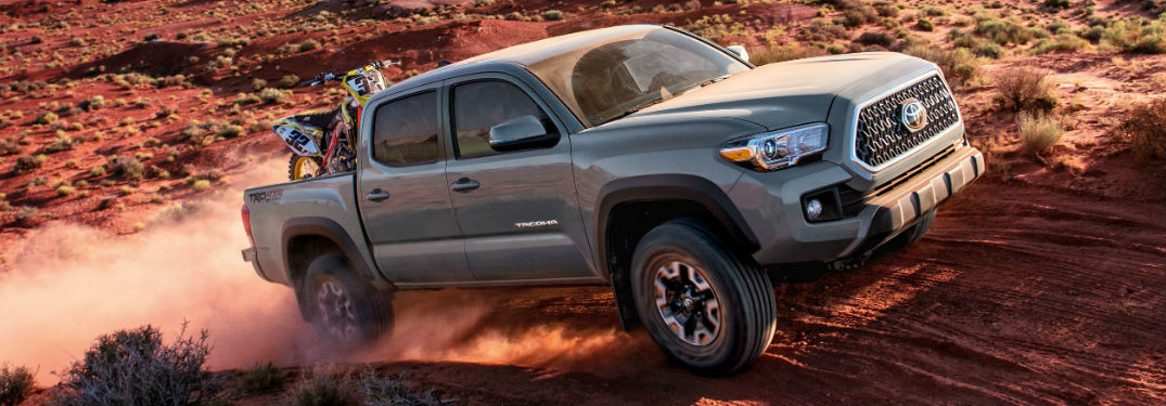 How Powerful Is The New Toyota Tacoma?