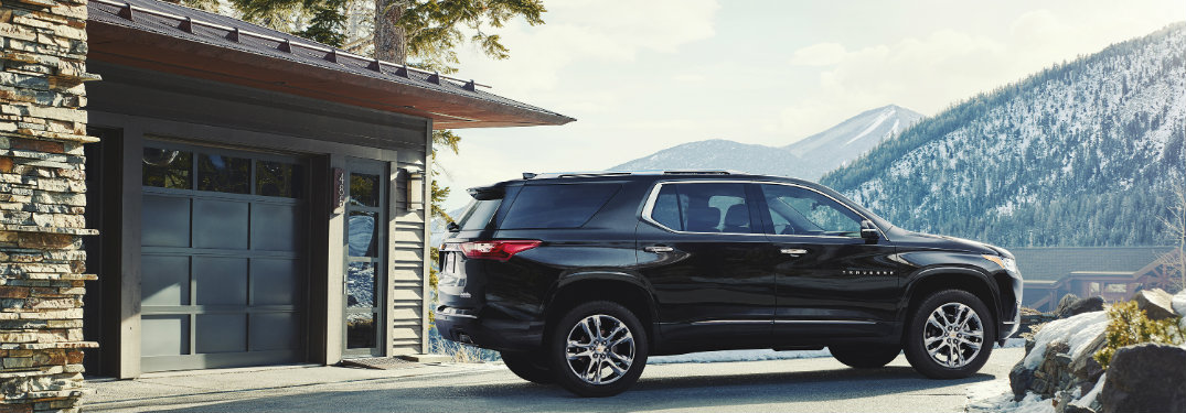 2018 Chevy Traverse New Safety Features