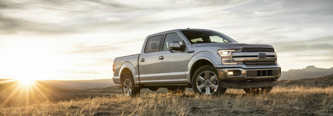 Ford announces new engine options for the 2018 F-150