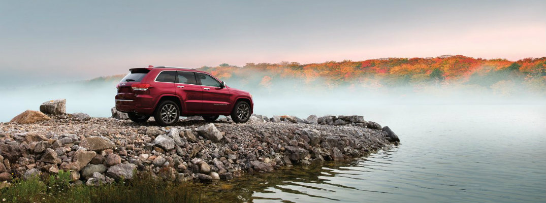 Jeep Wrangler Unlimited Towing Capacity >> 2017 Jeep Grand Cherokee Towing Capacity