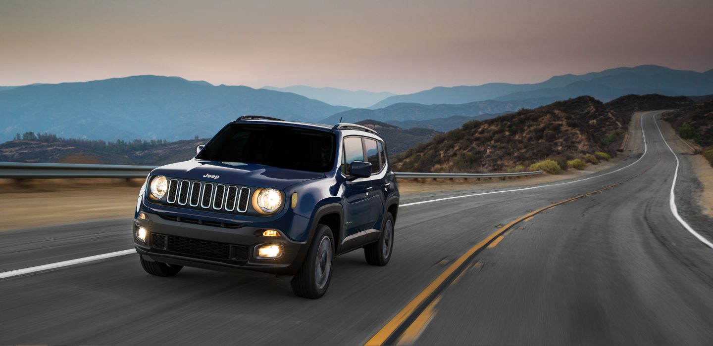 2017 Jeep Renegade Fuel Economy And Driving Range