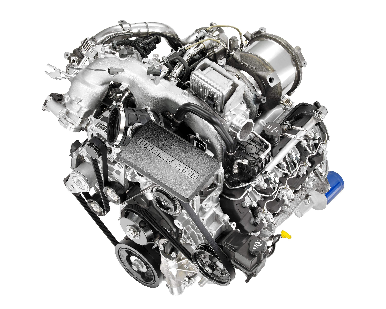 2017 Duramax 6 6l V 8 Turbo Diesel L5p For Chevrolet Silverado