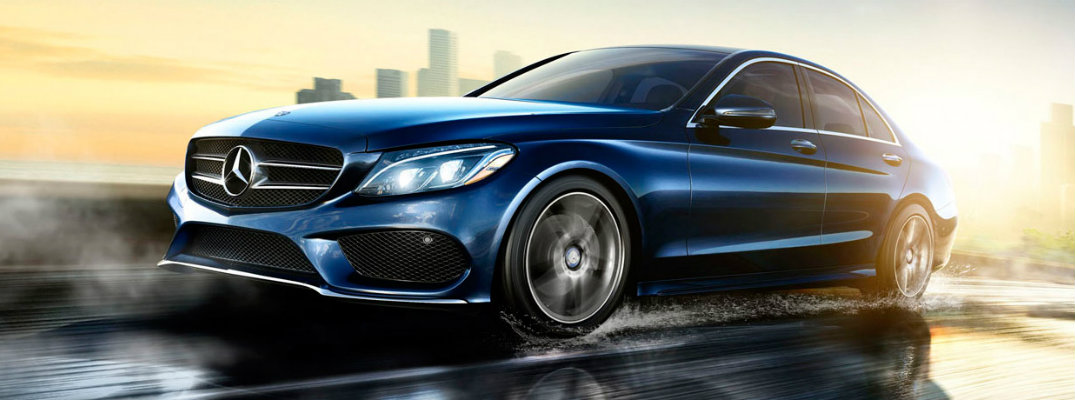 How Far Can I Go With the 2017 Mercedes-Benz C300 Sedan?