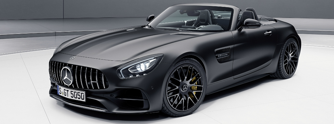 2017 Mercedes-AMG GT C Roadster Edition 50 Features