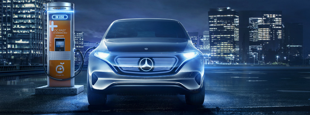 Daimler Investment in ChargePoint for Mercedes-Benz Electric Cars