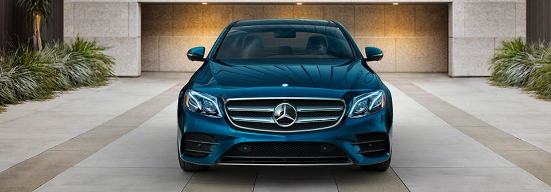 What is Car-to-X Communication in 2017 Mercedes-Benz E-Class?