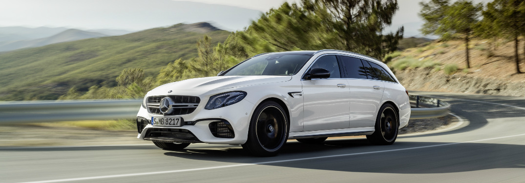 What is the 0 – 60 MPH time of 2018 Mercedes-AMG E63 S Wagon?