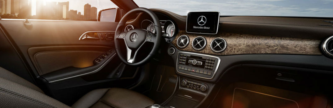 Technology Features in the 2017 Mercedes-Benz GLA_o