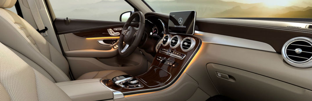 What's Inside the 2018 GLC?