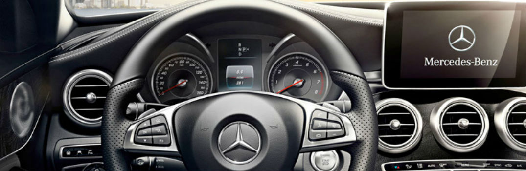 What is Mercedes-Benz PARKTRONIC?