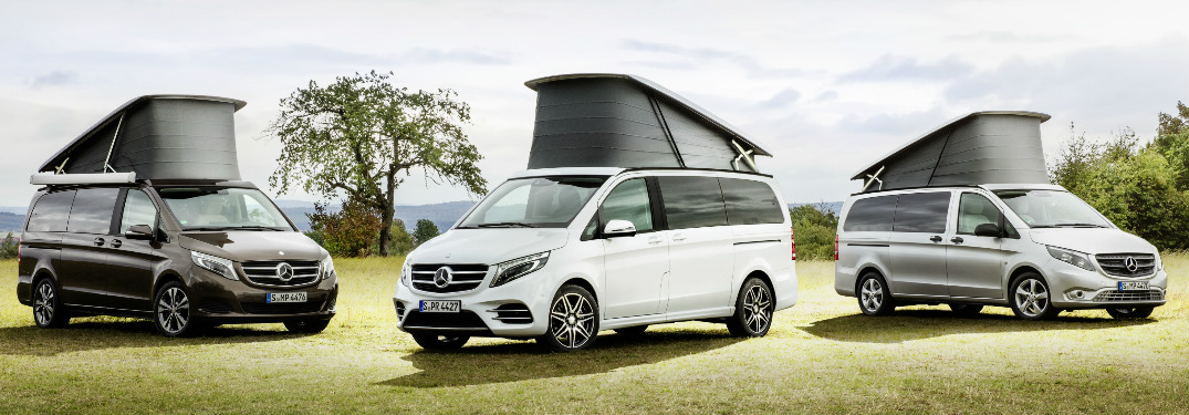 Will Mercedes-Benz Marco Polo HORIZON van be released in the U.S.?