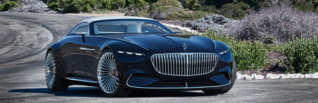 New Vision Mercedes-Maybach 6 Cabriolet
