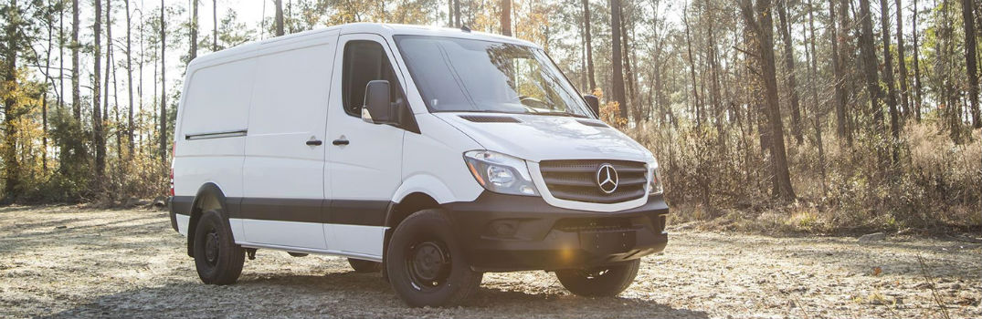 Mercedes-Benz Conversion Van