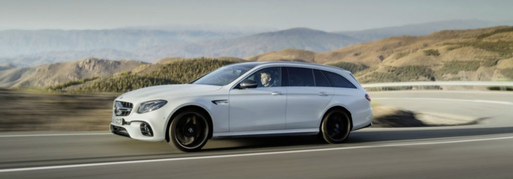 What S New In The Mercedes Amg E63 S Wagon