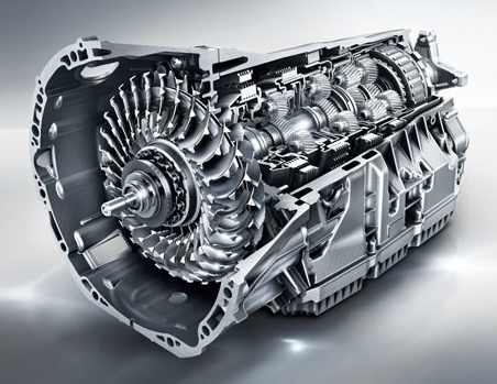 2017 Mercedes-Benz E-Class 9G-TRONIC 9-speed Transmission_o