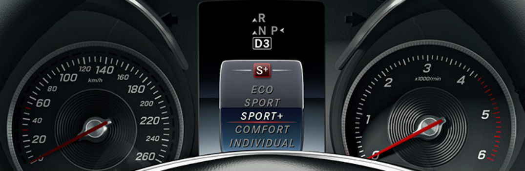 What is DYNAMIC SELECT in Mercedes-Benz Vehicles?