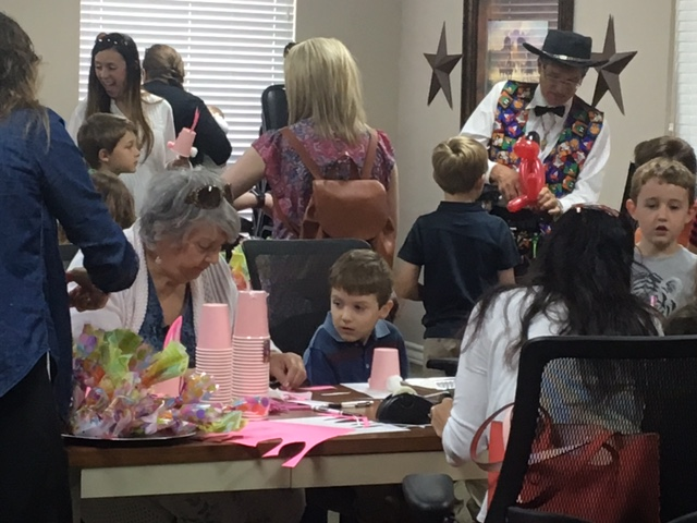 Easter Fun in Hill Country Village