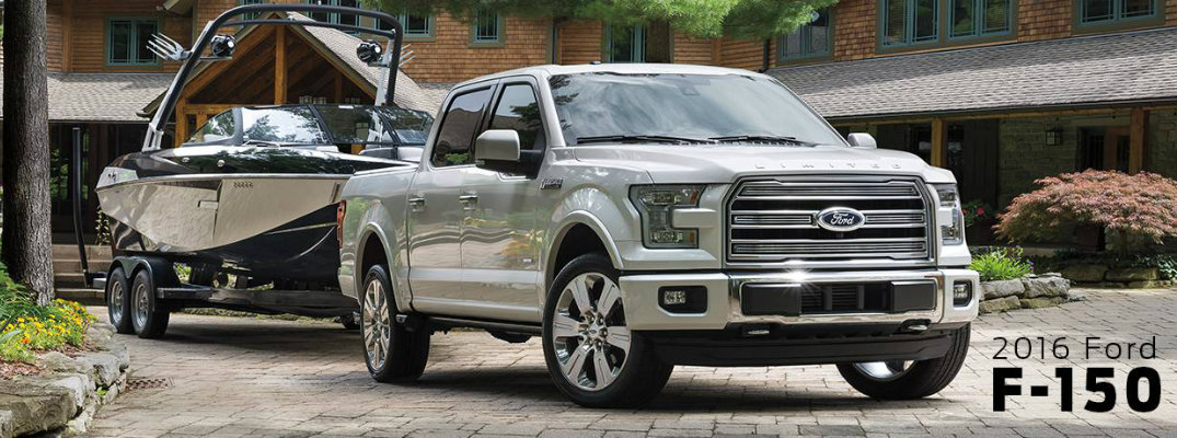 Inventory Spotlight: Used Ford F-150 Pickup Trucks